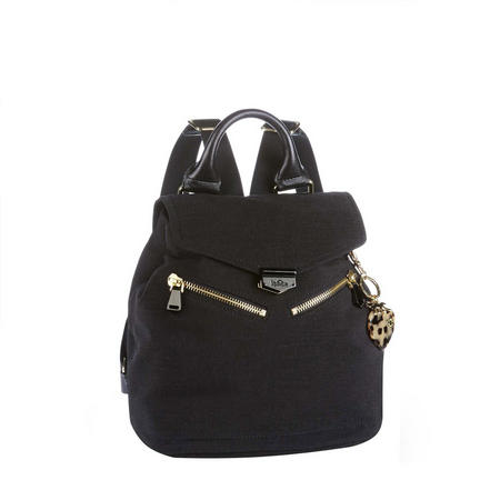 On A Roll Backpack Black