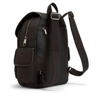 City Pack S Small Backpack Strong Black