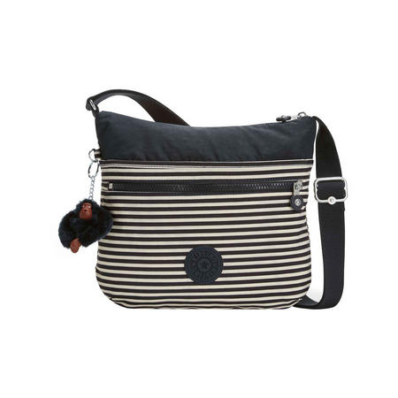 Arto Shoulderbag Marine Stripy B