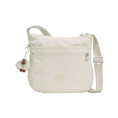 Arto Shoulderbag Tile White