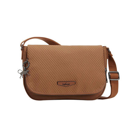Earthbeat S Small Shoulderbag Warm Camel
