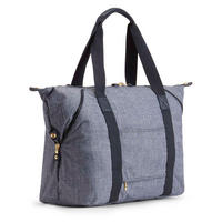 Art M Travel Tote Cotton Jeans