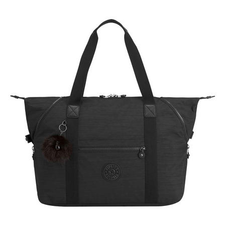 Art M Travel Tote True Dazz Black