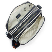 Silen Small Shoulderbag Marine Stripy
