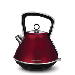 Evoke Pyramid Kettle Red