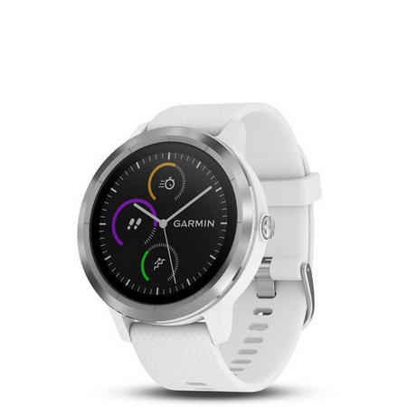 vivoactive 3 White Stainless Steel White