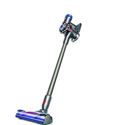 V8 Animal Cordless Vacuum Cleaner Silver Tone