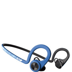 Backbeat Fit Wireless Sport Headphones + Mic Blue