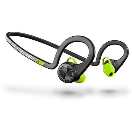 Backbeat Fit Wireless Sport Headphones + Mic Black