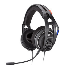 Stereo Gaming Headset for PlayStation 4 Black