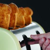 Legacy 4 Slice Toaster White