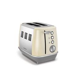 Evoke 2 Slice Toaster Cream