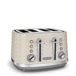 Vector 4 Slice Toaster Cream