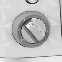 Vector 4 Slice Toaster White