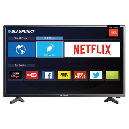 "32"" Smart TV Black"