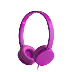Headphones Colors Mic Grape