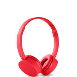 BT1 Bluetooth Headphones Coral