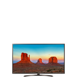 "49"" Ultra HD 4K TV"