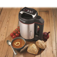Saute and Soup Maker 1.6 Litre Silver