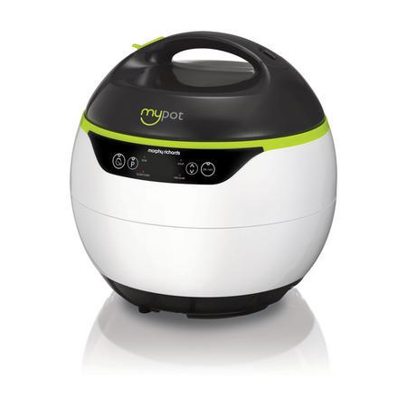 Mypot Pressure Cooker White