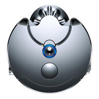 360 Eye™ Robot Vacuum Cleaner Silver-Tone