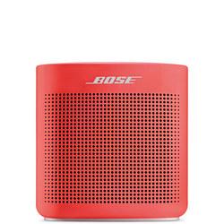Soundlink Colour II Bluetooth Speaker Red