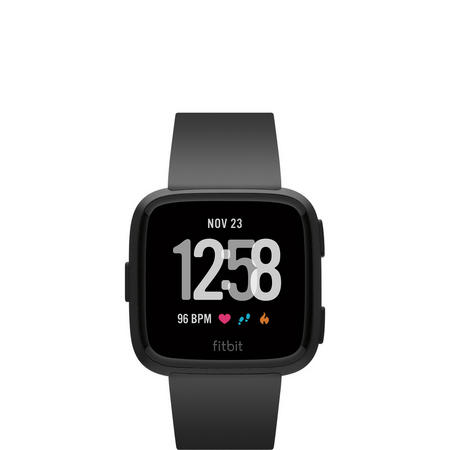 Versa Watch Black / Black Aluminium