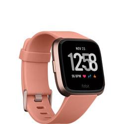 Versa Watch Peach / Rose Gold Aluminium