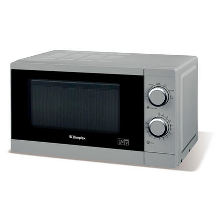 Microwave 20L Silver