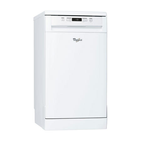 45cm Slimline Dishwasher White 10 Place Settings White