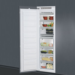 Integrated 6th Sense No Frost Freezer