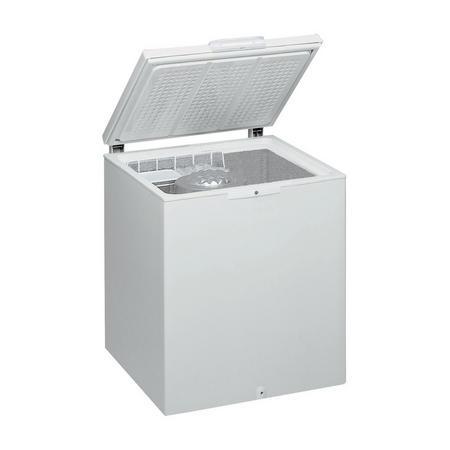 224 Litre Chest Freezer White