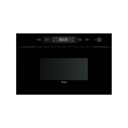 38cm Combi Microwave with Standard Styling Black