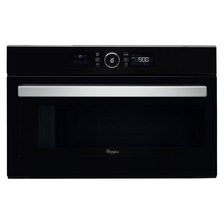 6th Sense 38cm Combi Microwave with Absolute Styling Black