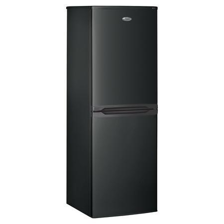 55cm 50/50 Fridge Freezer Black