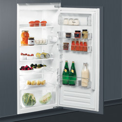Integrated Larder Fridge White