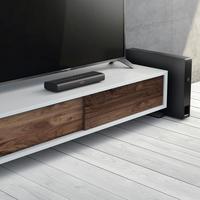 B1 Nano Cinema Speaker Silver