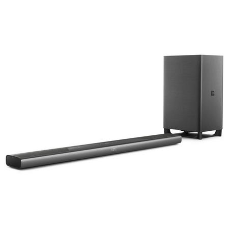 B8 Soundbar Speaker Silver