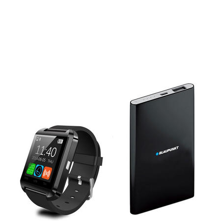 Connected Watch & Power Bank