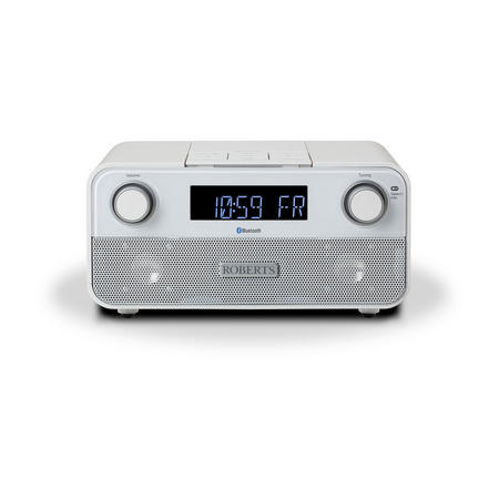 Blu Tune 5 Radio White