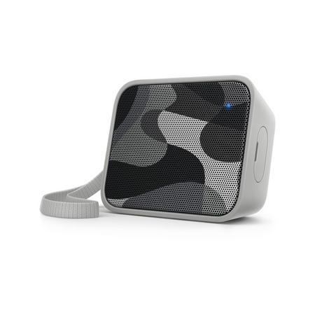 Rechargeable Speaker Silver