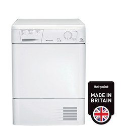 Aquarius 7kg Dryer Condenser White