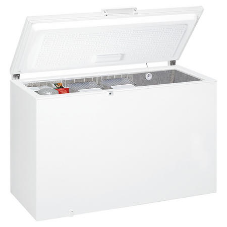 Chest Freezer with Electronic Led Interface Innovative 'Frost Away' System White