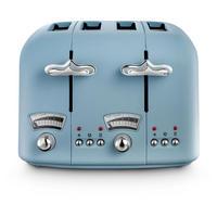 Argento Flora Kettle & Toaster Set Blue