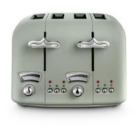 Argento Flora Kettle & Toaster Set Green