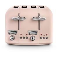 Argento Flora Kettle & Toaster Set Pink