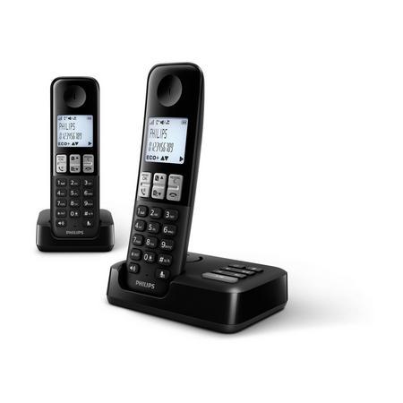 Corded Speakerphone Triple Black