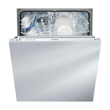 4 Programme Dishwasher White