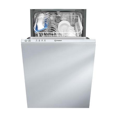 45cm Slimline 4 Programme Dishwasher White