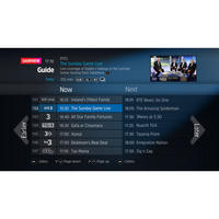 Saorview Connect Hybrid Set Top Box Black